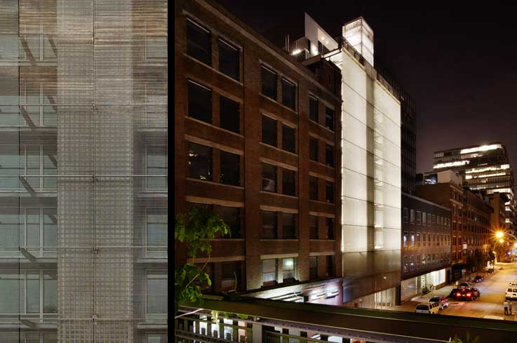 Hotel americano siras for West 27th street nyc